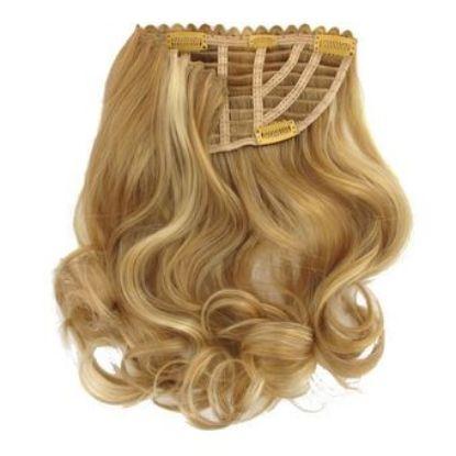 Afbeeldingen van Hair Dress Human Hair 40 cm