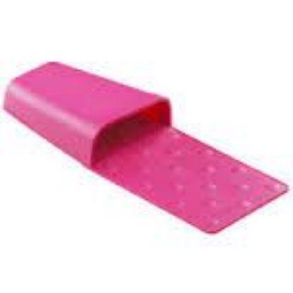 Afbeeldingen van Siliconen houder hittebestendig roze