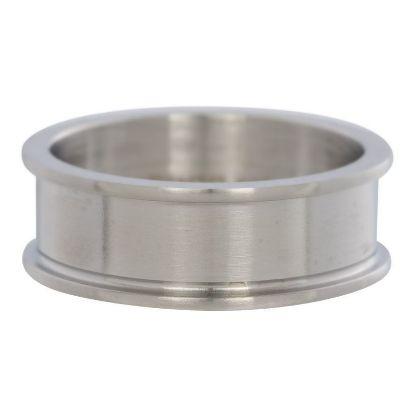 Afbeeldingen van iXXXi Heren Basisring Zilver