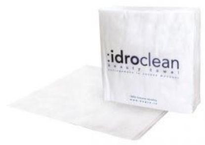 Afbeeldingen van idroclean papieren handdoekjes