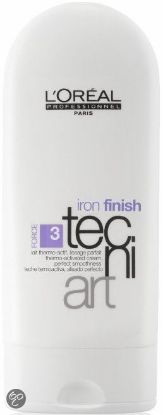 Afbeeldingen van L'Oréal TNA iron finish