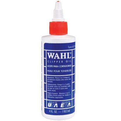 Afbeeldingen van Wahl olie voor tondeuse