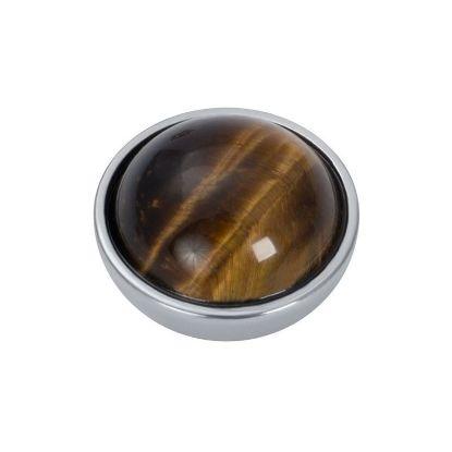 Afbeeldingen van iXXXi Top part - brown amber stone