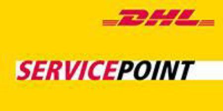 Afbeelding voor categorie DHL Servicepoint