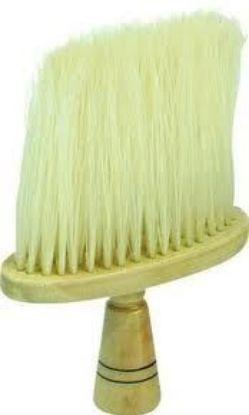 Afbeeldingen van Nekkwast Salon Paardenhaar Blond