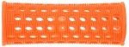 Afbeeldingen van Harde kunstofrollers oranje