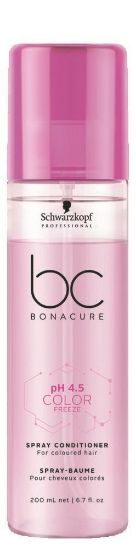 Afbeeldingen van Schwarzkopf BC Color Freeze Spray Conditioner