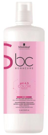Afbeeldingen van Schwarzkopf BC Color Freeze Rich Shampoo