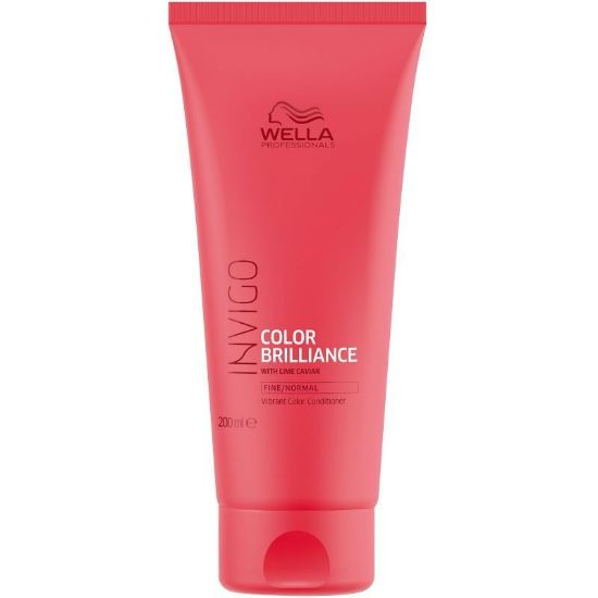 Afbeeldingen van Wella Invigo Color Brilliance Conditioner Fijn/Normaal