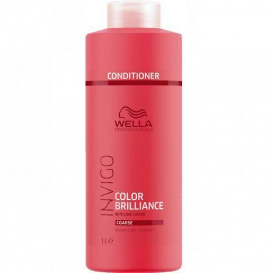 Afbeeldingen van Wella Invigo Color Brilliance Conditioner Weerbarstig