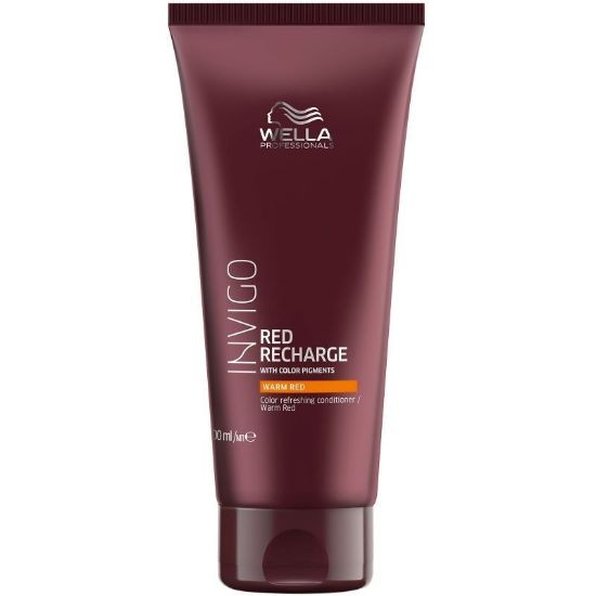 Afbeeldingen van Wella Invigo Red Recharge Warm Red