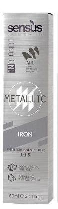 Afbeeldingen van Sens.ùs In Blonde Metallic Iron