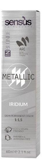 Afbeeldingen van Sensus In Blonde Metallic Iridium