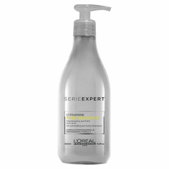 Afbeeldingen van L'Oréal SE Pure Resource Shampoo