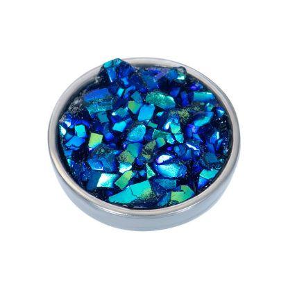 Afbeeldingen van iXXXi Top part drusy capri blue