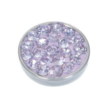 Afbeeldingen van iXXXi Top part violet stone