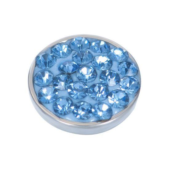 Afbeeldingen van iXXXi Top part light sapphire stone