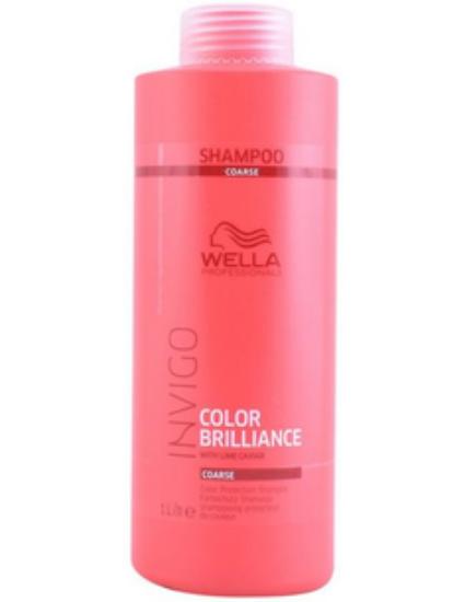 Afbeeldingen van Wella Invigo Color Brilliance Shampoo Weerbarstig