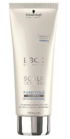 Afbeeldingen van Schwarzkopf BC ScalpPurifying Shampoo