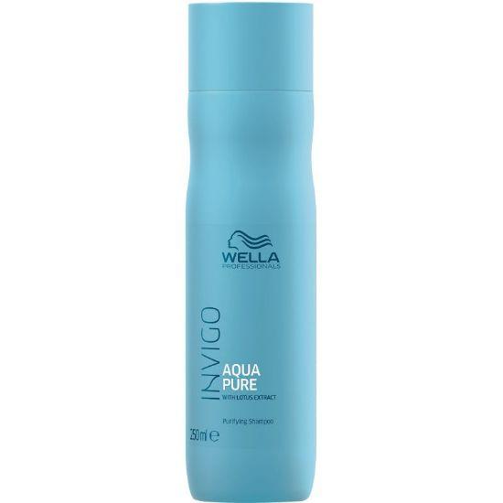 Afbeeldingen van Wella Invigo Balance Blend Aqua Pure Shampoo
