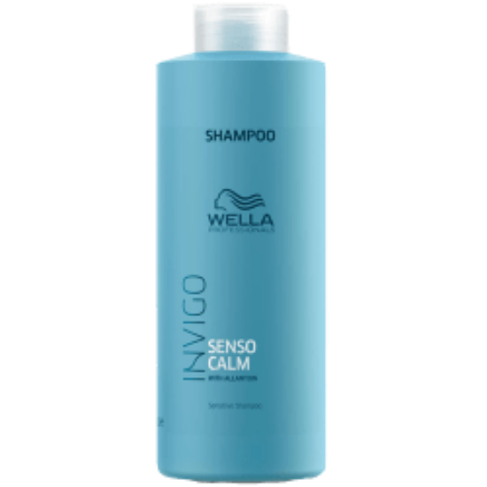 Afbeeldingen van Wella Invigo Balance Blend Calm Shampoo