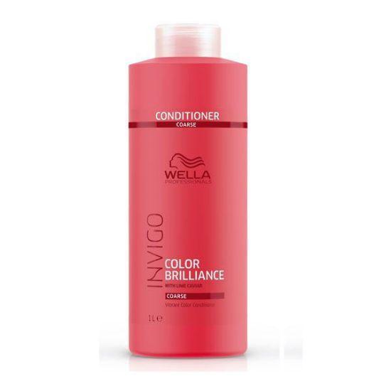 Afbeeldingen van Wella Invigo Color Brilliance Shampoo Fijn/Normaal