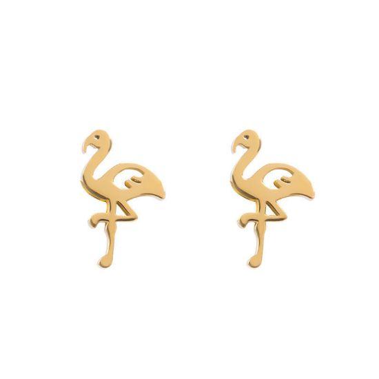 Afbeeldingen van iXXXi Flamingo Oorbellen