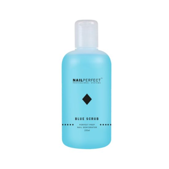 Afbeeldingen van Nail Perfect Blue scrub 250ML