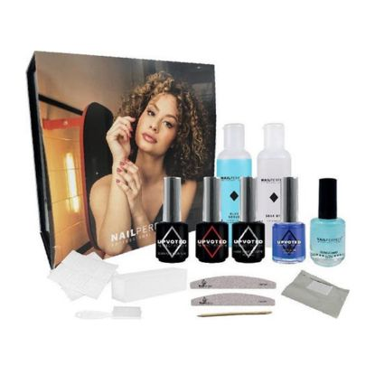 Afbeeldingen van UPVOTED Get Started Kit- All in one kit - Gelpolish - Gellak (SET 5)