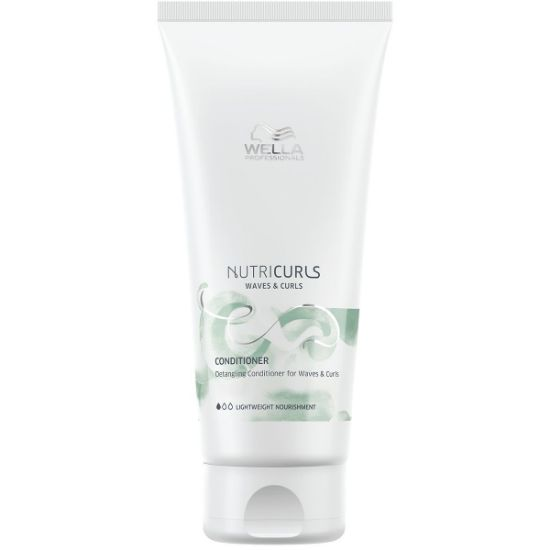 Afbeeldingen van Wella Nutricurls Conditioner