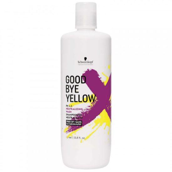 Afbeeldingen van Schwarzkopf Goodbye Yellow Shampoo
