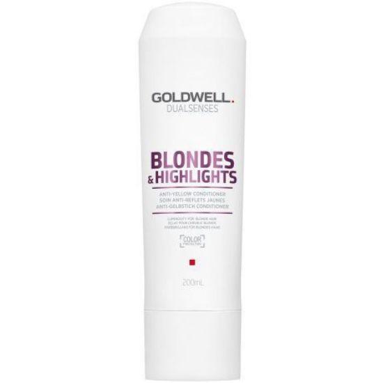 Afbeeldingen van Goldwell Dualsenses Blondes & Highlights Anti-Yellow Conditioner