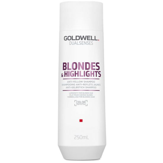Afbeeldingen van Goldwell Dualsenses Blondes & Highlights Anti-Yellow Shampoo