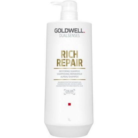 Afbeeldingen van Goldwell Dualsenses Rich Repair Restoring Shampoo