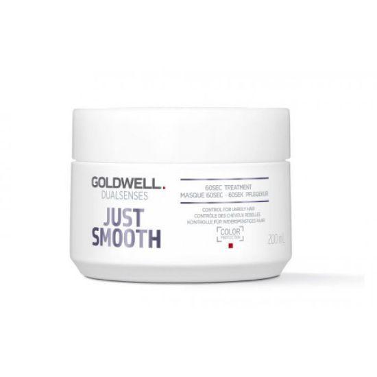 Afbeeldingen van Goldwell Dualsenses Just Smooth 60 sec. Treatment