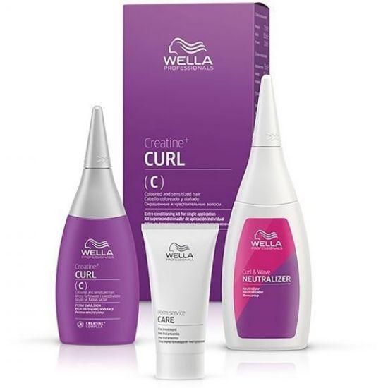 Afbeeldingen van Wella Curl It Extra Conditioning Mild C/S