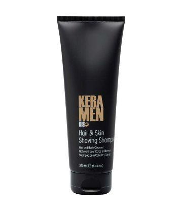 Afbeeldingen van Kis Keramen Hair & Skin Shaving Shampoo