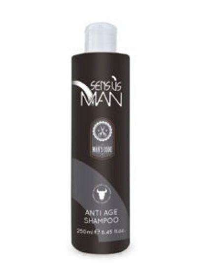 Afbeeldingen van Sensus Man Anti Age Shampoo