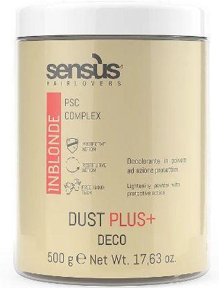 Afbeeldingen van Sens.ùs In blonde deco dust+